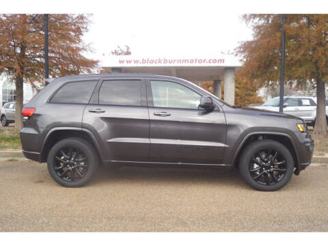 2021 Jeep Grand Cherokee for sale at BLACKBURN MOTOR CO in Vicksburg MS