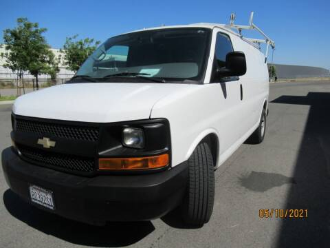 2014 Chevrolet Express Cargo for sale at California Auto Enterprises in San Jose CA