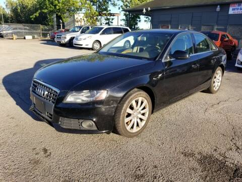 2010 Audi A4 for sale at ACE AUTOMOTIVE in Houston TX