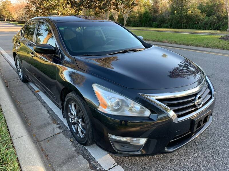 2015 Nissan Altima for sale at Perfection Motors in Orlando FL