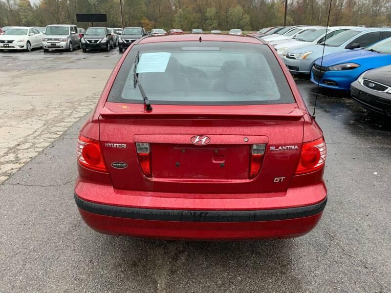 2004 Hyundai Elantra GT 4dr Hatchback - Murphysboro IL