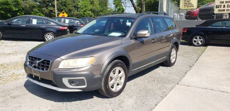 2008 Volvo XC70 for sale at On The Road Again Auto Sales in Doraville GA