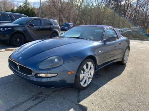 2004 Maserati Spyder for sale at Velocity Motors in Newton MA