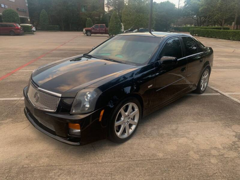 2005 Cadillac CTS-V for sale at Discount Auto Company in Houston TX