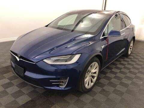 2016 Tesla Model X for sale at Cupples Car Company in Belmont NH