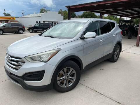 2013 Hyundai Santa Fe Sport for sale at Angels Auto Sales in Great Bend KS