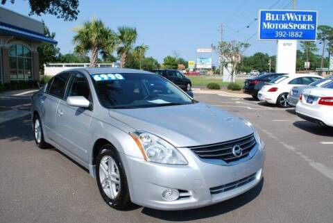 2010 Nissan Altima for sale at BlueWater MotorSports in Wilmington NC