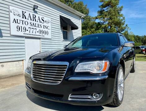 2011 Chrysler 300 for sale at Karas Auto Sales Inc. in Sanford NC
