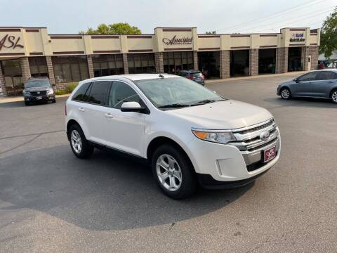 2013 Ford Edge for sale at ASSOCIATED SALES & LEASING in Marshfield WI