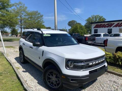 2021 Ford Bronco Sport for sale at Beach Auto Brokers in Norfolk VA
