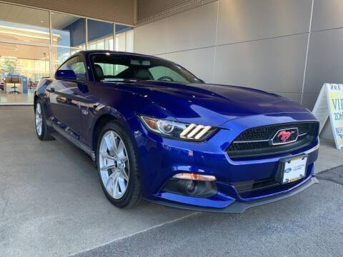 2015 Ford Mustang for sale at Ford Trucks in Ellisville MO