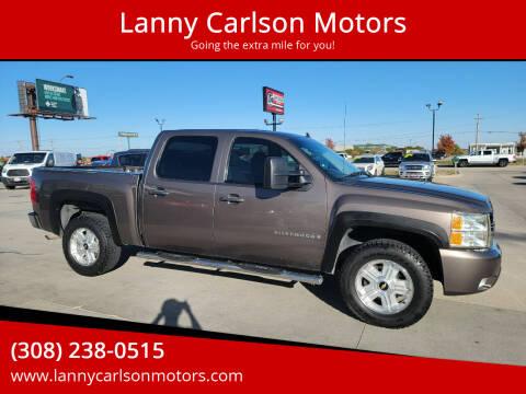 2008 Chevrolet Silverado 1500 for sale at Lanny Carlson Motors in Kearney NE