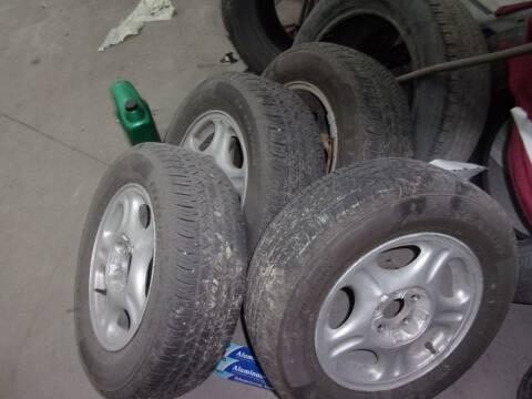 2021 douglass tires for sale at VANDALIA AUTO SALES in Vandalia MO