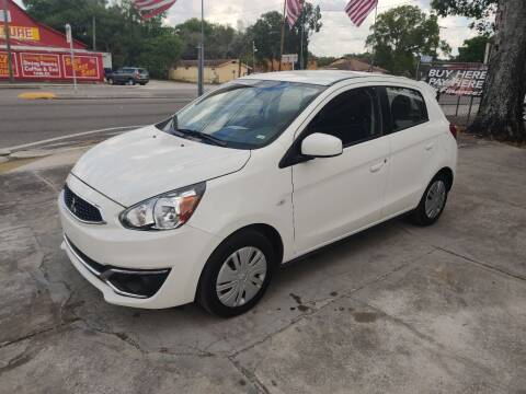 2019 Mitsubishi Mirage for sale at Advance Import in Tampa FL