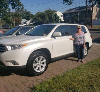 2011 Toyota Highlander for sale at JIA Auto Sales in Port Monmouth NJ
