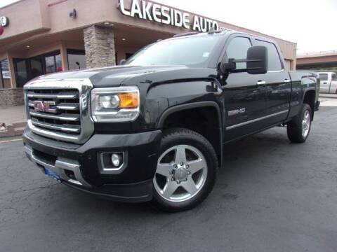 2016 GMC Sierra 2500HD for sale at Lakeside Auto Brokers in Colorado Springs CO