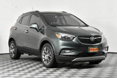 2017 Buick Encore for sale at Washington Auto Credit in Puyallup WA