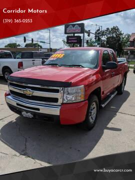 2011 Chevrolet Silverado 1500 for sale at Corridor Motors in Cedar Rapids IA