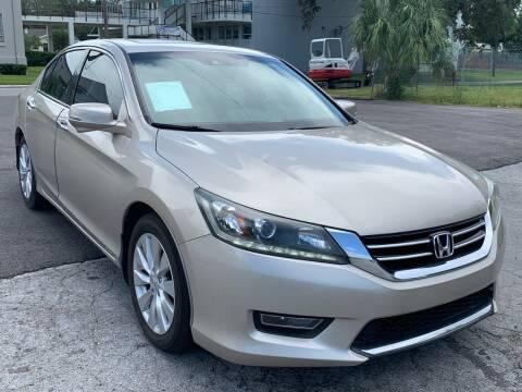 2013 Honda Accord for sale at Consumer Auto Credit in Tampa FL