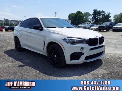2017 BMW X6 M for sale at Jeff D'Ambrosio Auto Group in Downingtown PA