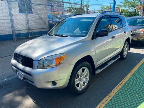 2008 Toyota RAV4 for sale at DEALS ON WHEELS in Newark NJ