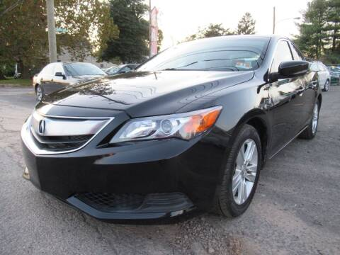 2013 Acura ILX for sale at PRESTIGE IMPORT AUTO SALES in Morrisville PA