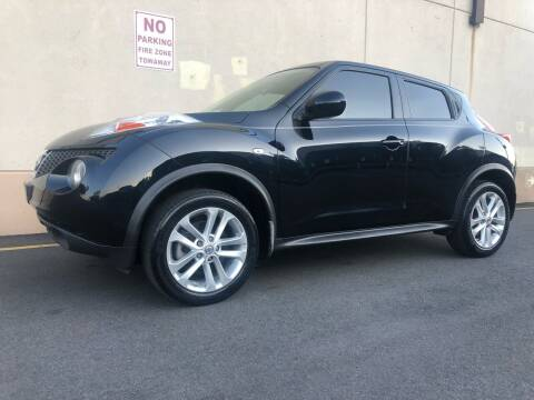2013 Nissan JUKE for sale at International Auto Sales in Hasbrouck Heights NJ