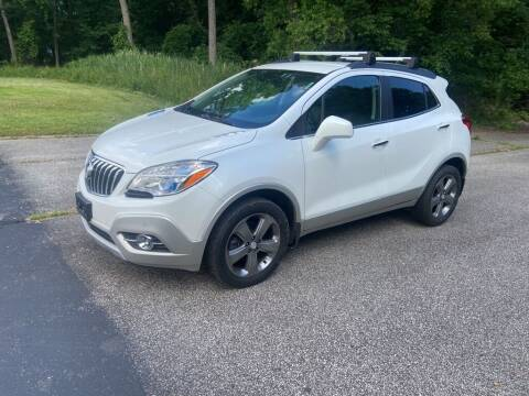 2013 Buick Encore for sale at TKP Auto Sales in Eastlake OH