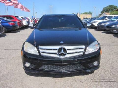 2009 Mercedes-Benz C-Class for sale at T & D Motor Company in Bethany OK