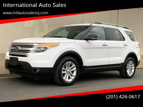 2013 Ford Explorer for sale at International Auto Sales in Hasbrouck Heights NJ