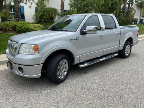 2006 Lincoln Mark LT for sale at Donada  Group Inc in Arleta CA