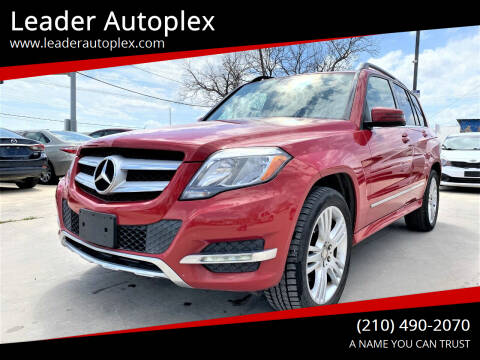 2013 Mercedes-Benz GLK for sale at Leader Autoplex in San Antonio TX