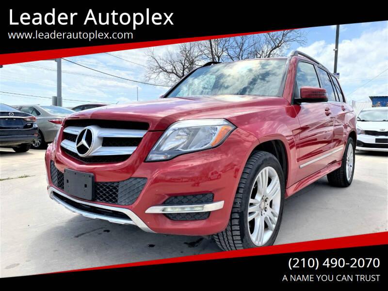 2013 Mercedes-Benz GLK for sale at Leader Autoplex in San Antonio TX