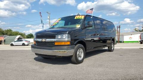 2016 Chevrolet Express Passenger for sale at GP Auto Connection Group in Haines City FL