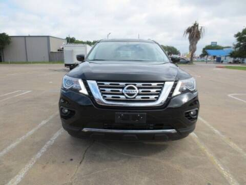 2017 Nissan Pathfinder for sale at MOTORS OF TEXAS in Houston TX