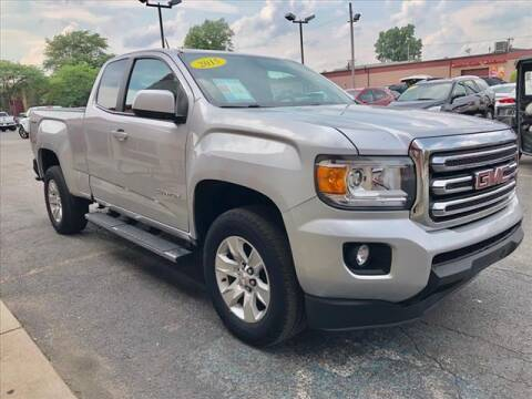 2015 GMC Canyon for sale at Richardson Sales & Service in Highland IN