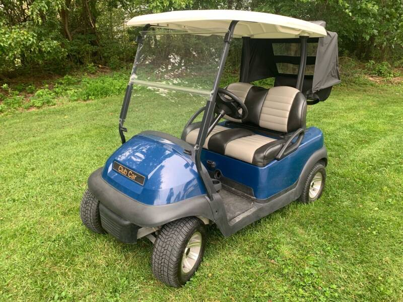2015  Club CAR Precedent  - West Pittsburg PA