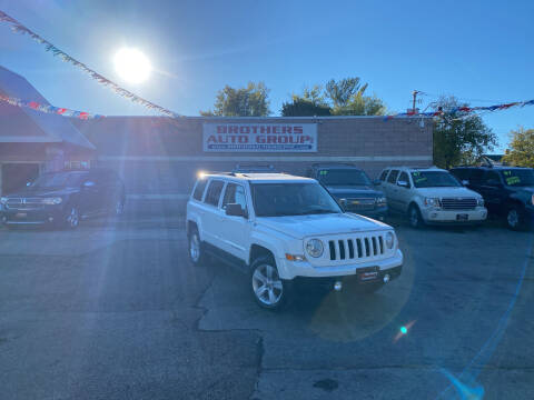 2011 Jeep Patriot for sale at Brothers Auto Group in Youngstown OH