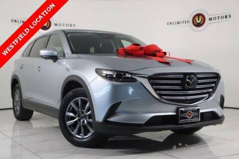 2019 Mazda CX-9 for sale at INDY'S UNLIMITED MOTORS - UNLIMITED MOTORS in Westfield IN