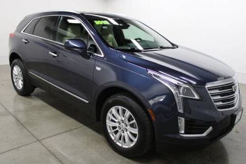 2018 Cadillac XT5 for sale at Bob Clapper Automotive, Inc in Janesville WI