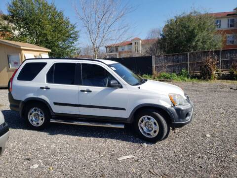 2006 Honda CR-V for sale at C.J. AUTO SALES llc. in San Antonio TX