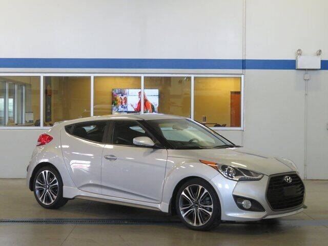 2016 Hyundai Veloster for sale at Terry Lee Hyundai in Noblesville IN