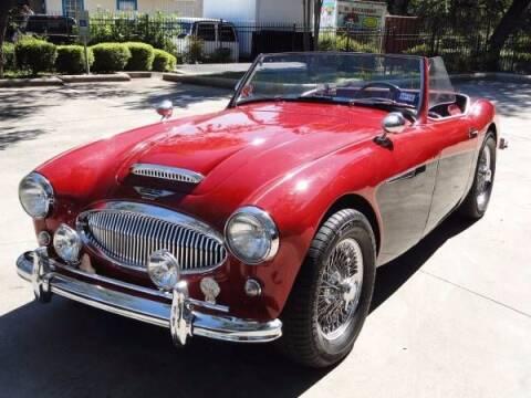 1962 Austin-Healey MKII for sale at Haggle Me Classics in Hobart IN
