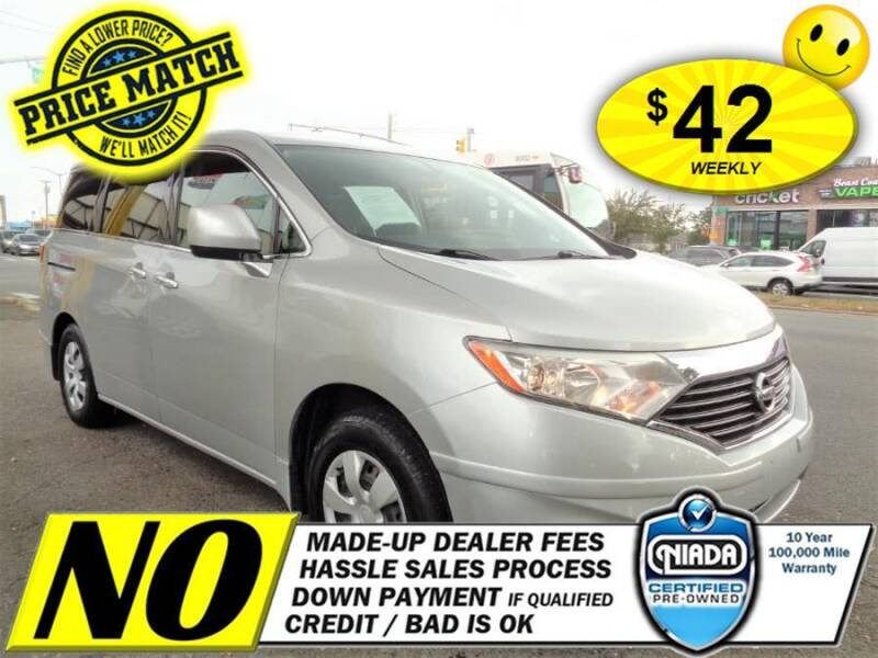 2012 Nissan Quest for sale in Elmont, NY