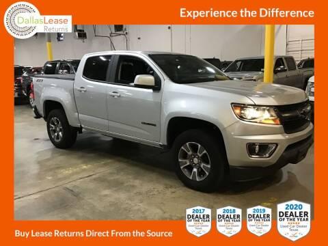 2019 Chevrolet Colorado for sale at Dallas Auto Finance in Dallas TX