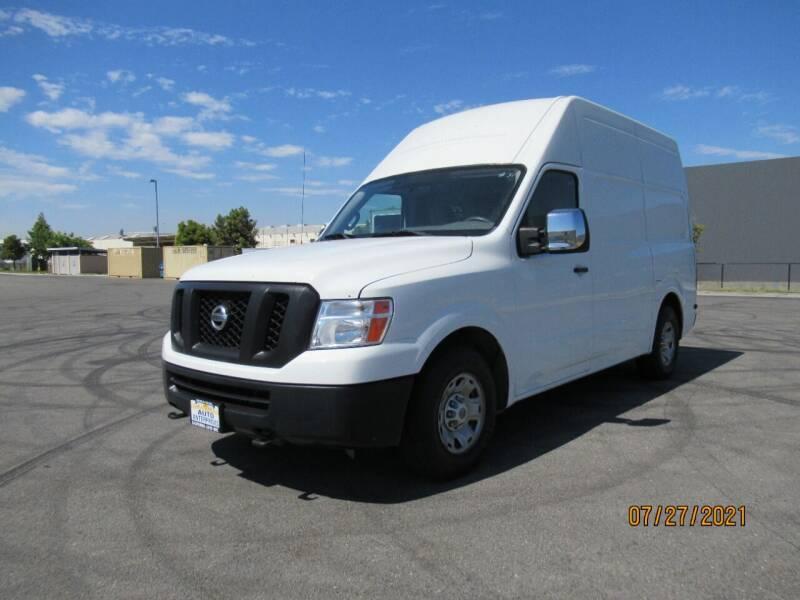 2014 Nissan NV Cargo for sale at California Auto Enterprises in San Jose CA