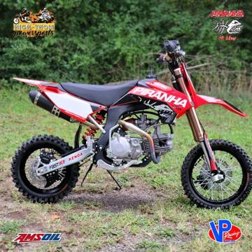 2021 Piranha 190 for sale at High-Thom Motors - Powersports in Thomasville NC