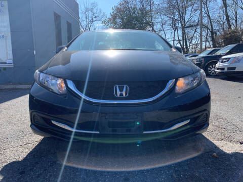 2013 Honda Civic for sale at Kars on King Auto Center in Lancaster PA