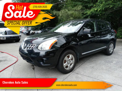 2011 Nissan Rogue for sale at Cherokee Auto Sales in Acworth GA