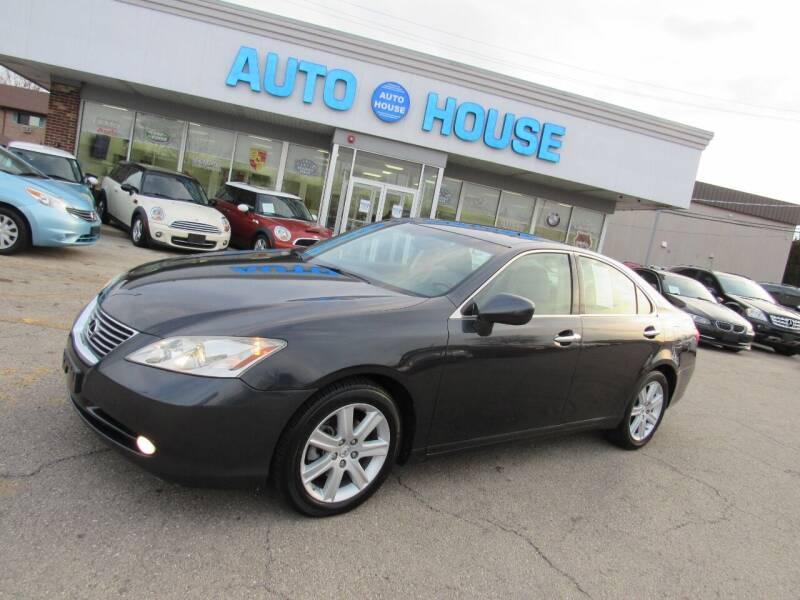 2007 Lexus ES 350 for sale at Auto House Motors in Downers Grove IL